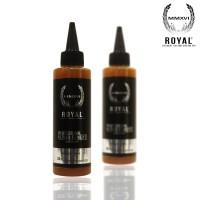 Royal Lem Sepatu Professional Repair Cement Amber 150ml