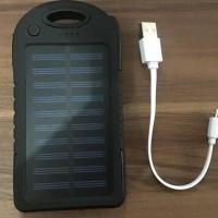 HOT SALE Powerbank Solar Tenaga Matahari Surya Cas HP Bisa Digantung