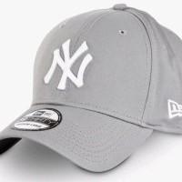 Yankees 39thirty Topi Baseball Ori Grey L XL for Extra largeMLB Bisbol