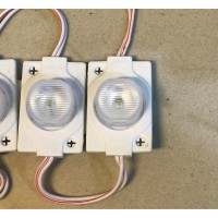 Lampu LED Modul 1.5 Watt 24 Volt / LED Module 1 Mata Jumbo 1.5W 24V - Merah