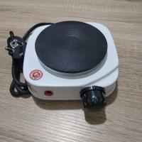 JSS DLD-101m 500W Kompor Listrik Mini Hot Plate Portable Moka Pot Kopi