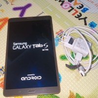 Tablet Samsung Galaxy Tab S 8.4inch SM-T705 gold second