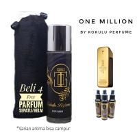 Parfum One Million Parfum Pria Tahan Lama Aroma Segar dan Sensual