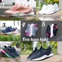 Adidas Alphabounce size 36 - 40 sepatu wanita olahraga running tosca