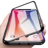Magnet Case Magnetic Case Likgus Metal Case / Oppo F7