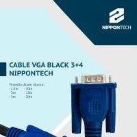 Kabel Vga 3+4 nippontech. 3 m