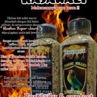 MAKANAN BURUNG JUARA MAGIC MILET RAJAWALI COCOK UNTUK LOVEBIRD BALIBU