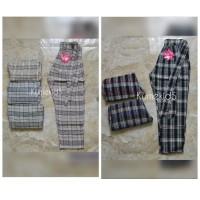 Celana Katun Anak Cewek Pensil My Zara - 8 sd 12 thn