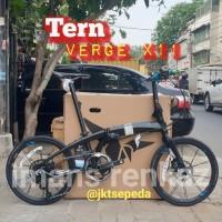 Sepeda Lipat Tern Verge X11 Sram