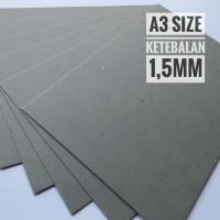Kertas Karton Board No 40 Ukuran A3 29.7 cm X 42 cm