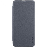 Nillkin Sparkle Flip Case Cover Samsung Galaxy A50 Black