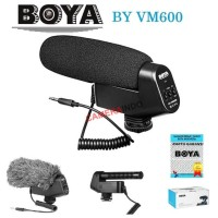 Microphone BOYA BY VM600 Directional Shotgun Mic for DSLR