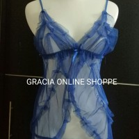 SEXY LINGERIE BLUE IMPORT