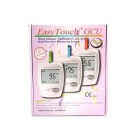 Di jual EasyTouch GCU 3in1 / Cek gula darah / Alat Cek 3 Fungsi