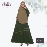 Gamis Syari Modern Haihai by Delia Hijab