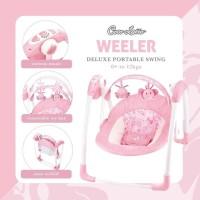 Bouncer Cocolatte Weeler Deluxe Portable Swing