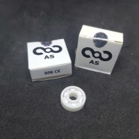 Bearing 606 full ceramic 6x17x6 miniature bearing 6 x 17 x 6 as