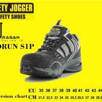SAFETY JOGGER PRORUN S1P SF9
