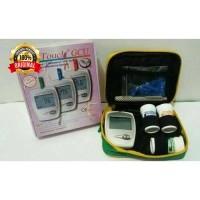 Jual EasyTouch GCU 3in1/Cek gula darah/Alat Cek 3 Fungsi/Easy Touch