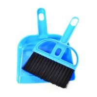 Home-Klik Sapu+Pengki Mini Dustpan Set Alat Kebersihan - Random