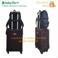 Baby Go Inc Hanzel Backpack / Babygo Diaper Bag / Babygoinc Tas Bayi