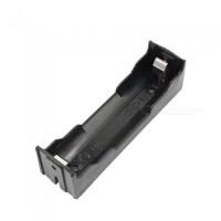 Paralel 1x 18650 Battery Holder Plat Lempengan Kotak Baterai Batere