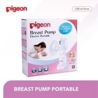 Pigeon Breastpump Electric Portable Pompa ASI