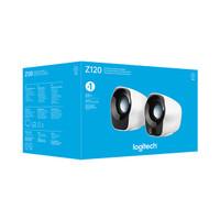 Logitech Sterereo Speaker Z120 For Laptop Notebook Netbook PC Komputer