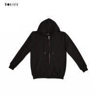 Worth ID Zipper Black