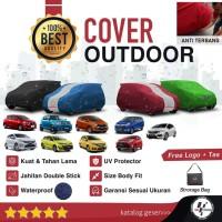 Body Cover Sarung Mobil Calya Sigra Brio Agya Ayla Ignis Yaris Jazz GO