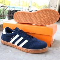 sepatu Adidas Hamburg premium sol gum