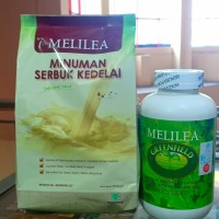 Paket Susu Soya dan Greenfield Organik