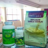 Paket Susu Soya + Greenfield + Apple Orchard
