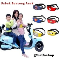 Sabuk Bonceng Anak Motor Safety