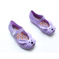 Sepatu Anak Perempuan / Flat Shoes Anak Jelly Shoes Rabbit Style