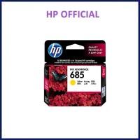 Tinta HP 685 Yellow Original . tinta printer HP ori 685 colour