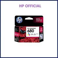 Tinta HP 680 Colour Original . tinta printer HP ori