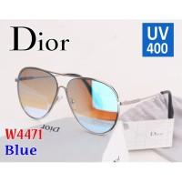Kacamata Glasses Import Dior UV400 UV-400 W4471 4471 Biru Blue SemPrem