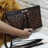 Tas Wanita tas Handbag BO Zipper #B112