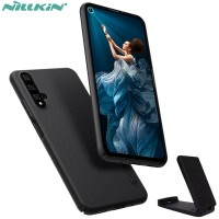 Nillkin Hard Case Huawei Nova 5T - Honor 20 Frosted Shield Black Ori