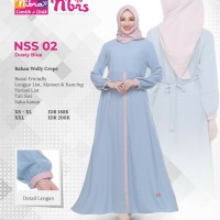 GAMIS NIBRAS NSS 02 SOFT SERIES