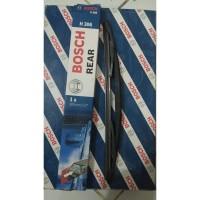 """Wiper Belakang Nissan Grand Livina/March Bosch 12"""" H-306 Lock 3 H306"""