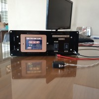 TFT LCD 2.4 Touch Screen Universal Customize Control, Do it Your Self