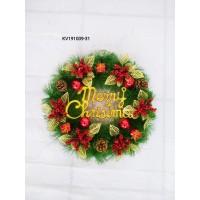Krans Natal / Hiasan Natal / Dekorasi / Hias KV191009-31