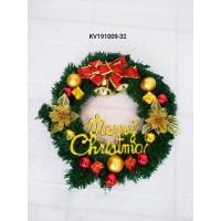 Krans Natal / Hiasan Natal / Dekorasi / Hias KV191009-32