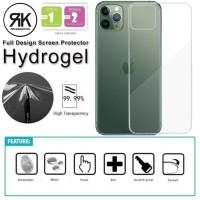Hydrogel anti gores BELAKANG Iphone 11 PRO Back screen guard antigores