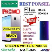OPPO F11 RAM 4/128GB GARANSI RESMI OPPO INDONESIA