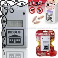 Promo Sale Murah Riddex Merah Pest Repeller Aid Plus Control Alat