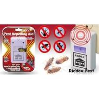 Promo Sale Riddex Plus Pest Repelling Aid - Alat Pengusir Tikus Kecoa