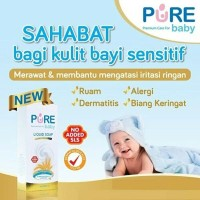 Pure Baby Liquid Soap 230ml